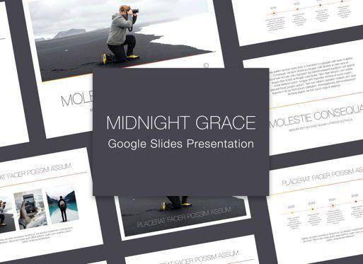 Presentation Templates: Minimal Grace Google Slides Presentation Template #05568