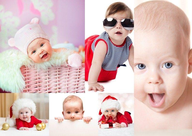 Baby Photo Album Presentation, Slide 6, 05670, Presentation Templates — PoweredTemplate.com
