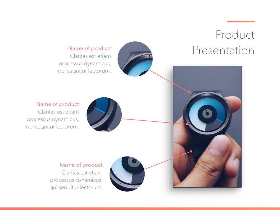 Minimal Gradient PowerPoint Template, Slide 11, 05708, Presentation Templates — PoweredTemplate.com