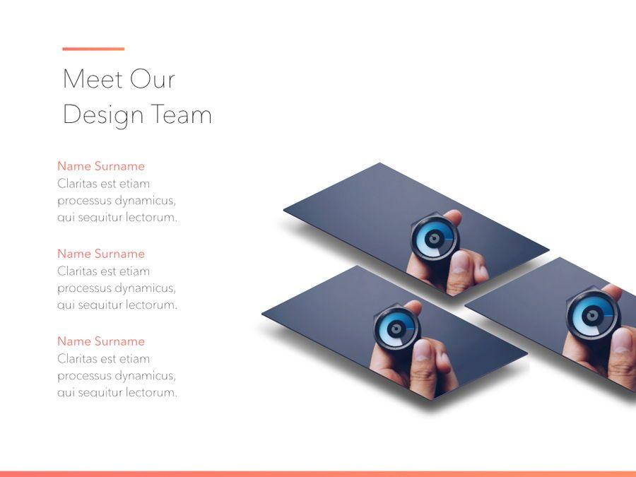 Minimal Gradient PowerPoint Template, Slide 12, 05708, Presentation Templates — PoweredTemplate.com