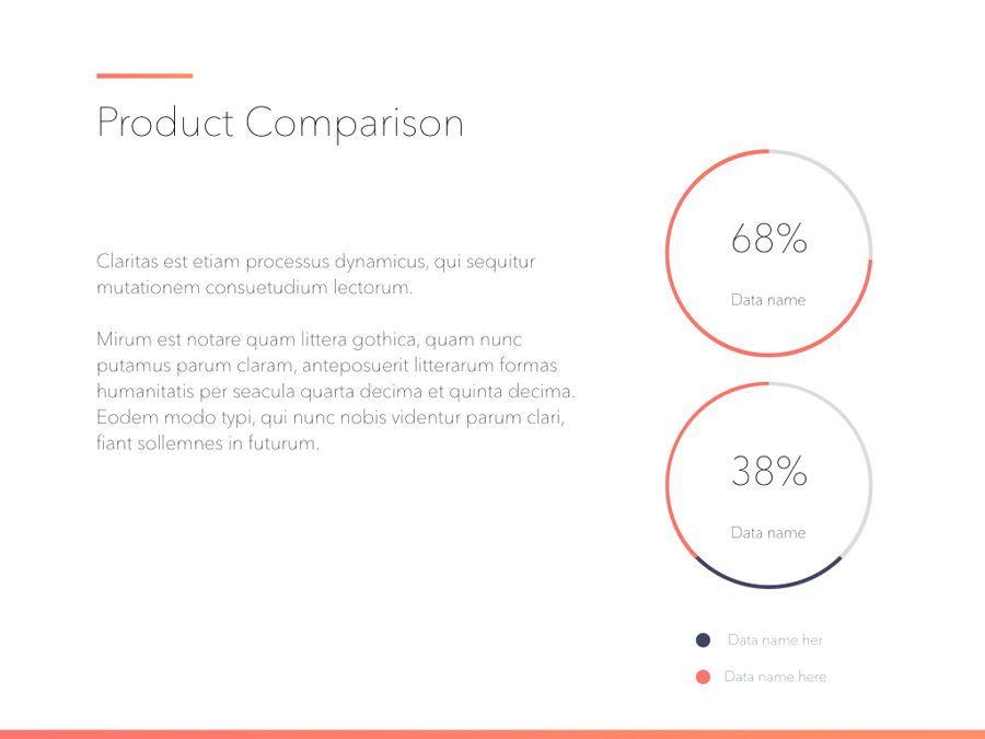 Minimal Gradient PowerPoint Template, Slide 4, 05708, Presentation Templates — PoweredTemplate.com