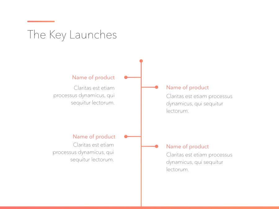 Minimal Gradient Keynote Template, Slide 5, 05748, Presentation Templates — PoweredTemplate.com