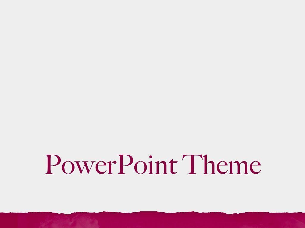 Red Wine PowerPoint Template, Slide 11, 05788, Presentation Templates — PoweredTemplate.com