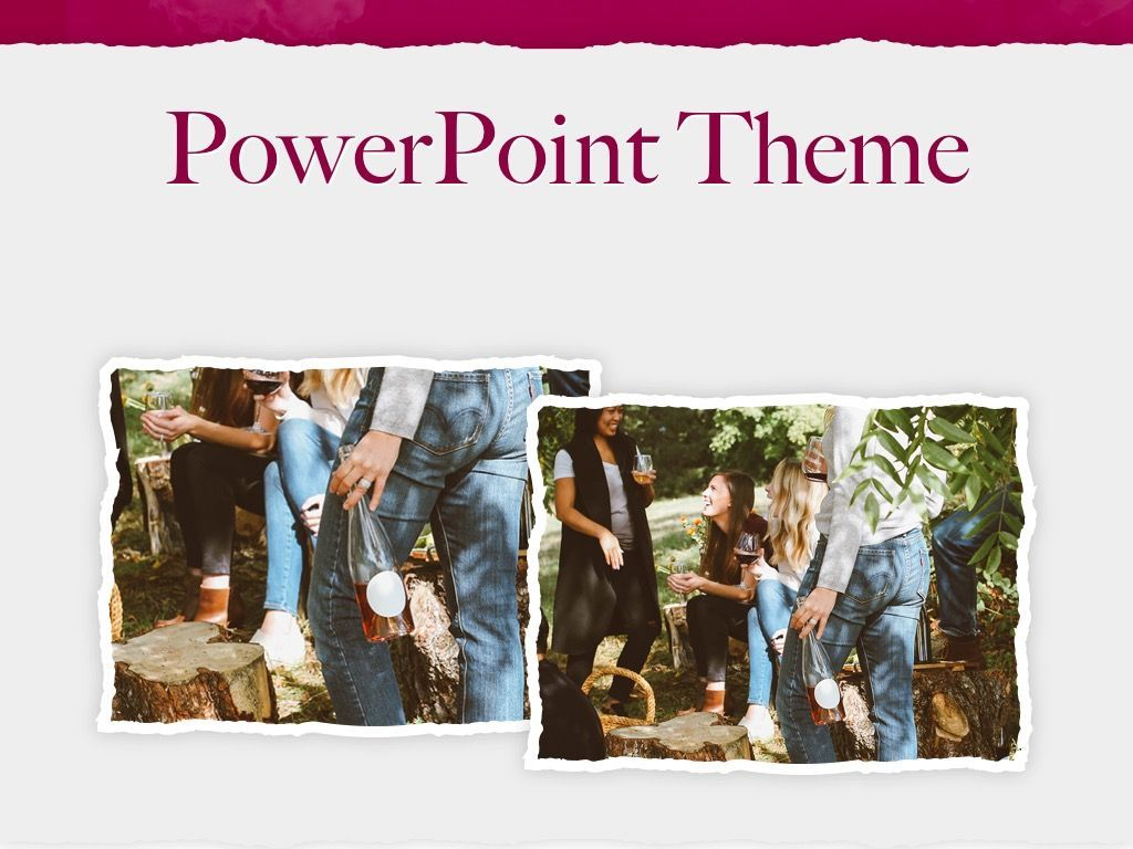 Red Wine PowerPoint Template, Slide 16, 05788, Presentation Templates — PoweredTemplate.com