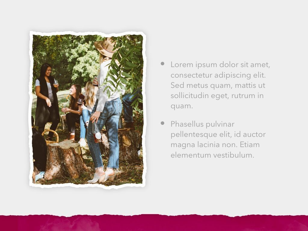 Red Wine PowerPoint Template, Slide 22, 05788, Presentation Templates — PoweredTemplate.com