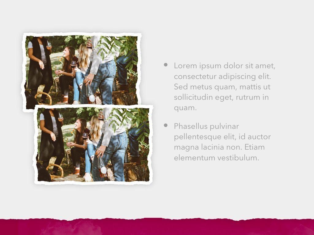 Red Wine PowerPoint Template, Slide 24, 05788, Presentation Templates — PoweredTemplate.com