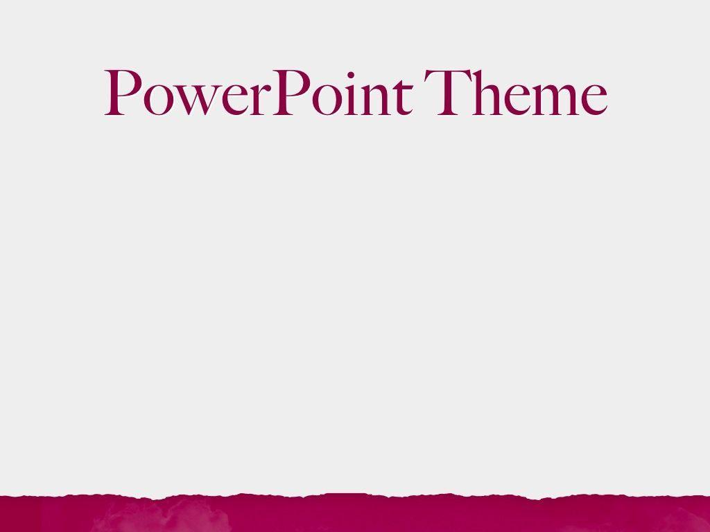 Red Wine PowerPoint Template, Slide 9, 05788, Presentation Templates — PoweredTemplate.com
