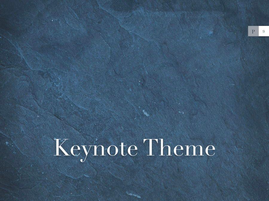 Permanent Keynote Template, Slide 10, 05792, Presentation Templates — PoweredTemplate.com