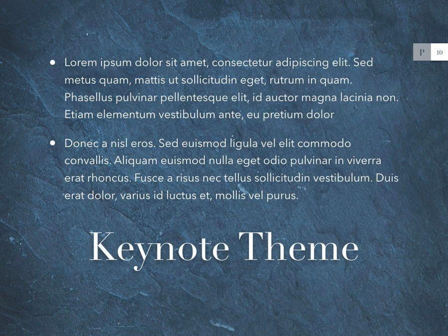 Permanent Keynote Template, Slide 11, 05792, Presentation Templates — PoweredTemplate.com
