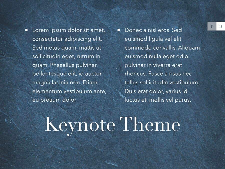 Permanent Keynote Template, Slide 12, 05792, Presentation Templates — PoweredTemplate.com