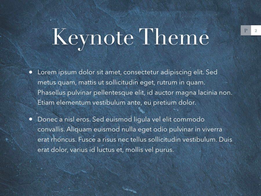 Permanent Keynote Template, Slide 3, 05792, Presentation Templates — PoweredTemplate.com