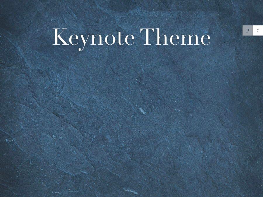 Permanent Keynote Template, Slide 8, 05792, Presentation Templates — PoweredTemplate.com