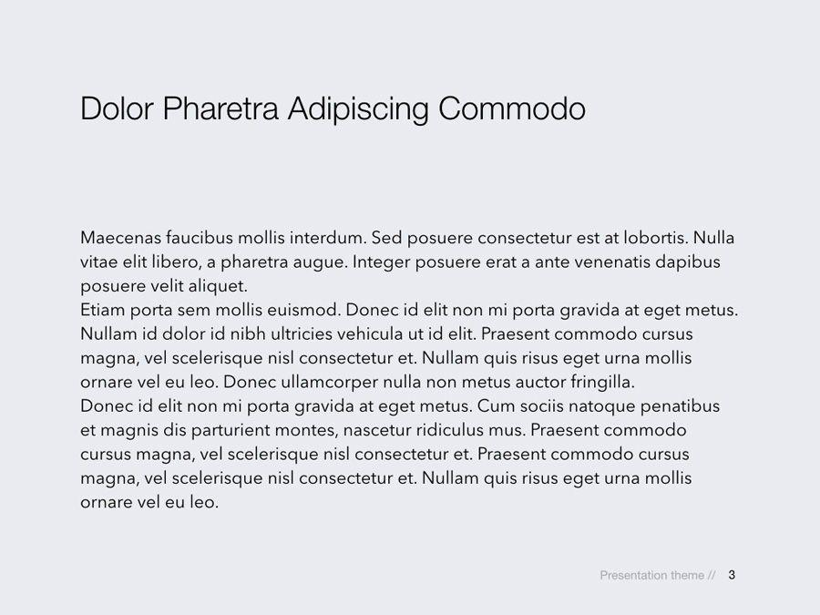 Rising Sun Keynote Template, Slide 4, 05794, Presentation Templates — PoweredTemplate.com