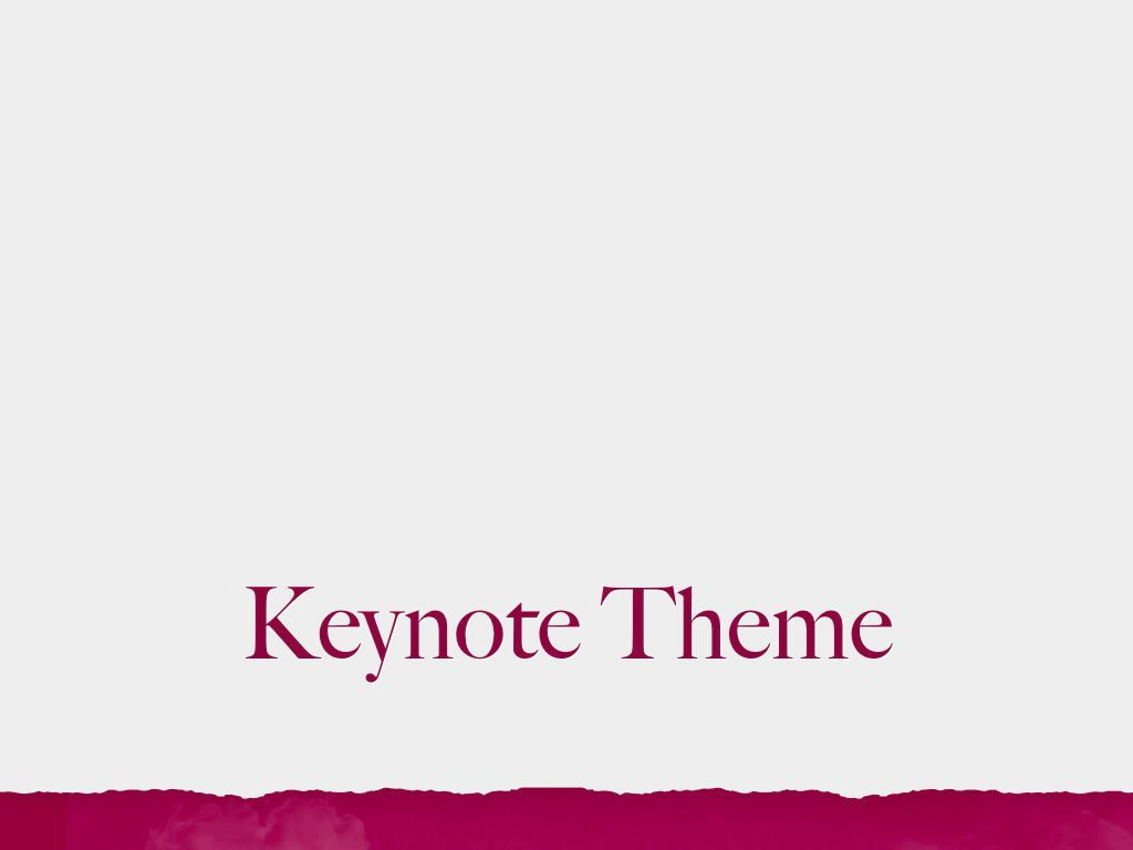 Red Wine Keynote Template, Slide 11, 05797, Presentation Templates — PoweredTemplate.com