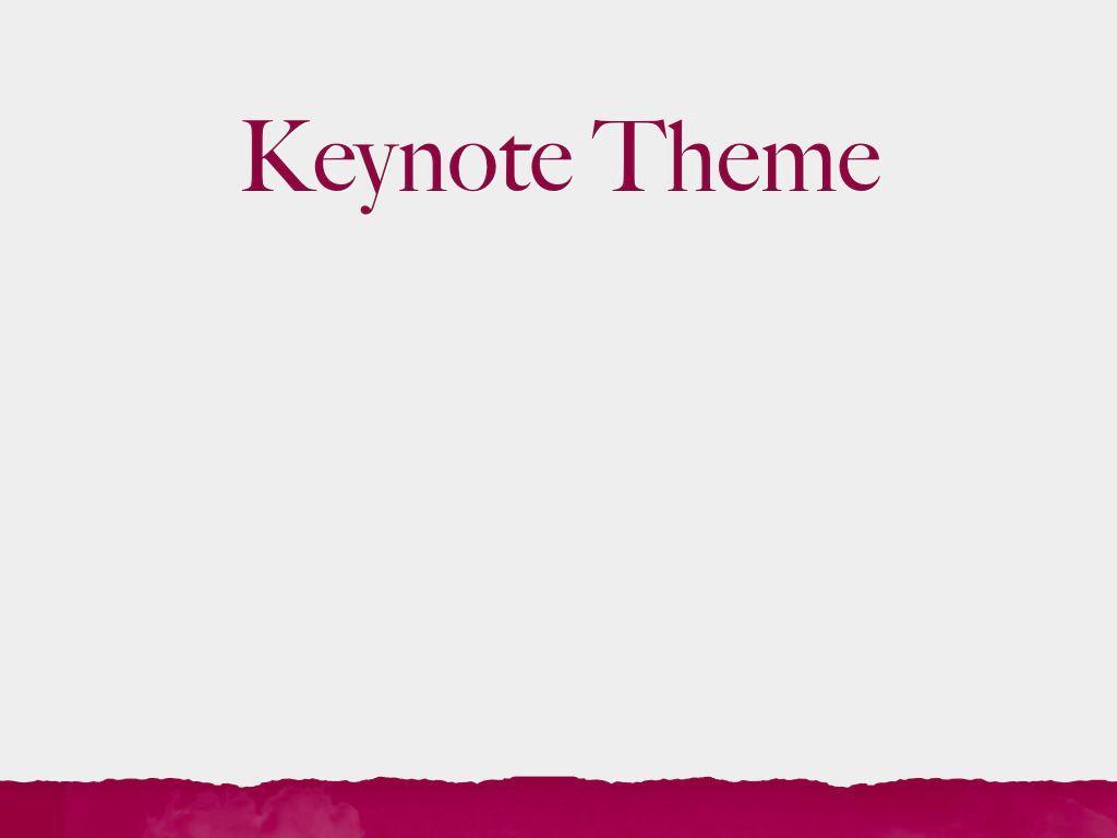 Red Wine Keynote Template, Slide 9, 05797, Presentation Templates — PoweredTemplate.com