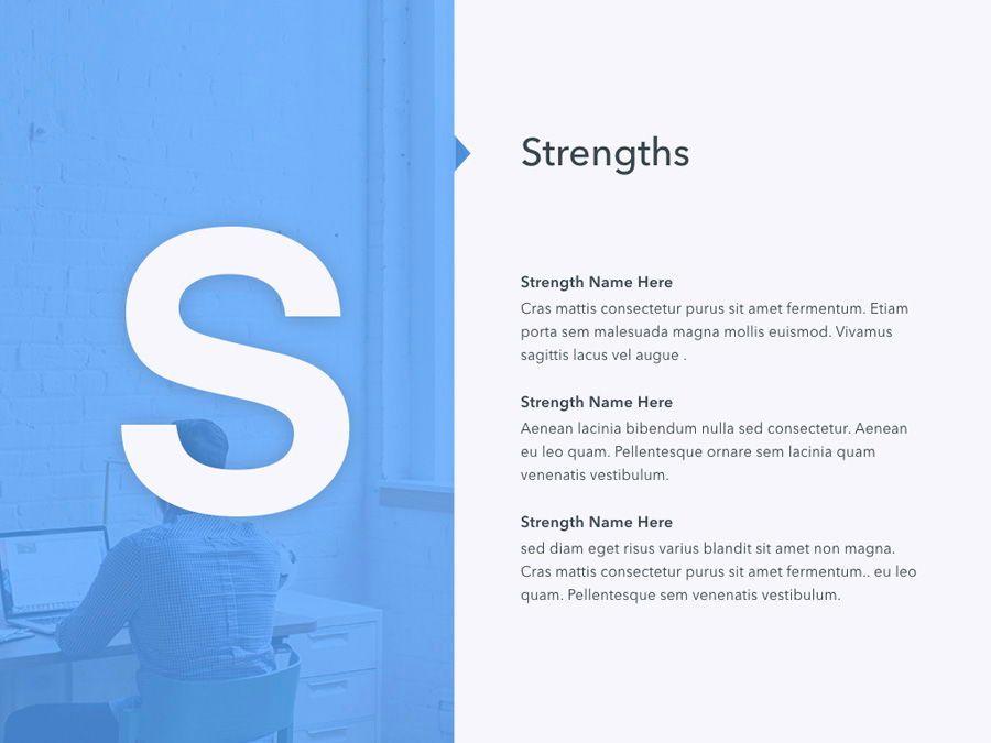 Refreshing Blue PowerPoint Template, Slide 16, 05798, Presentation Templates — PoweredTemplate.com