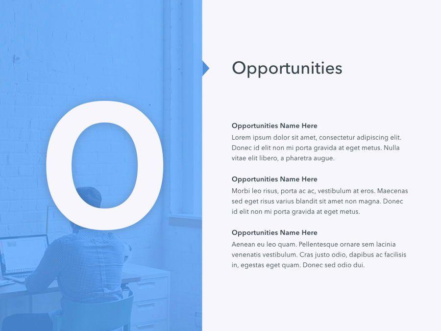 Refreshing Blue PowerPoint Template, Slide 18, 05798, Presentation Templates — PoweredTemplate.com