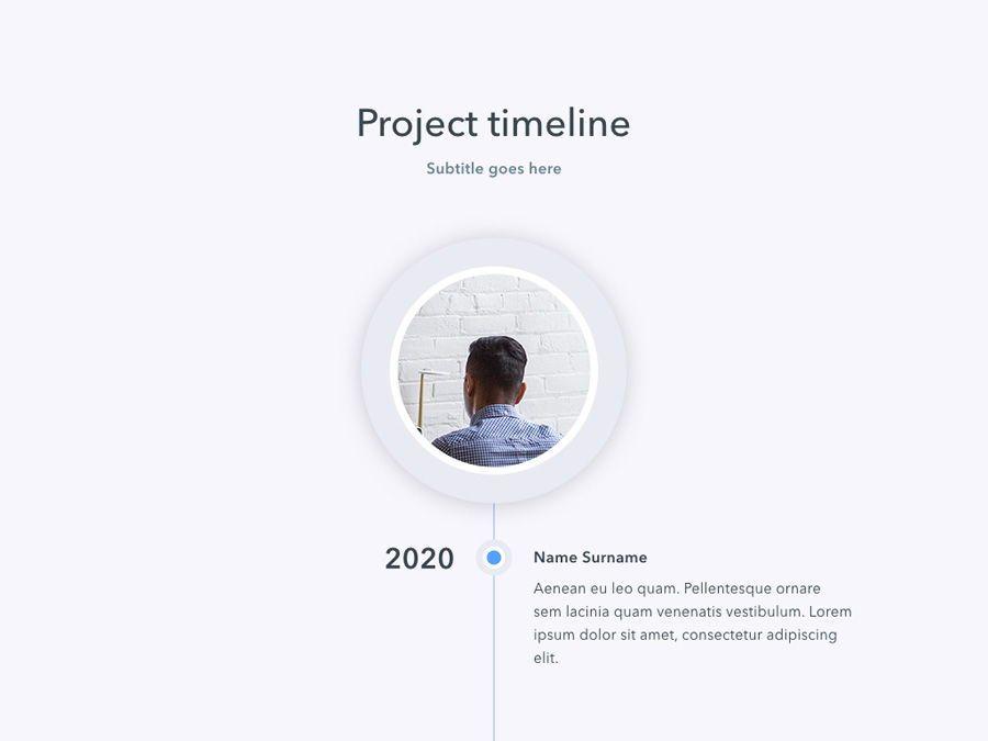 Refreshing Blue PowerPoint Template, Slide 22, 05798, Presentation Templates — PoweredTemplate.com