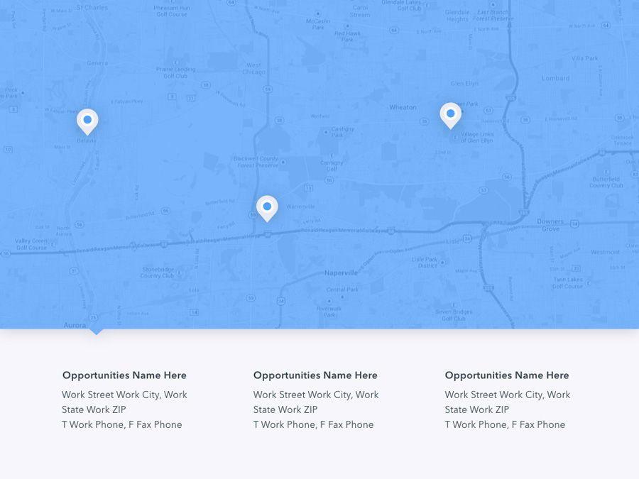 Refreshing Blue PowerPoint Template, Slide 27, 05798, Presentation Templates — PoweredTemplate.com