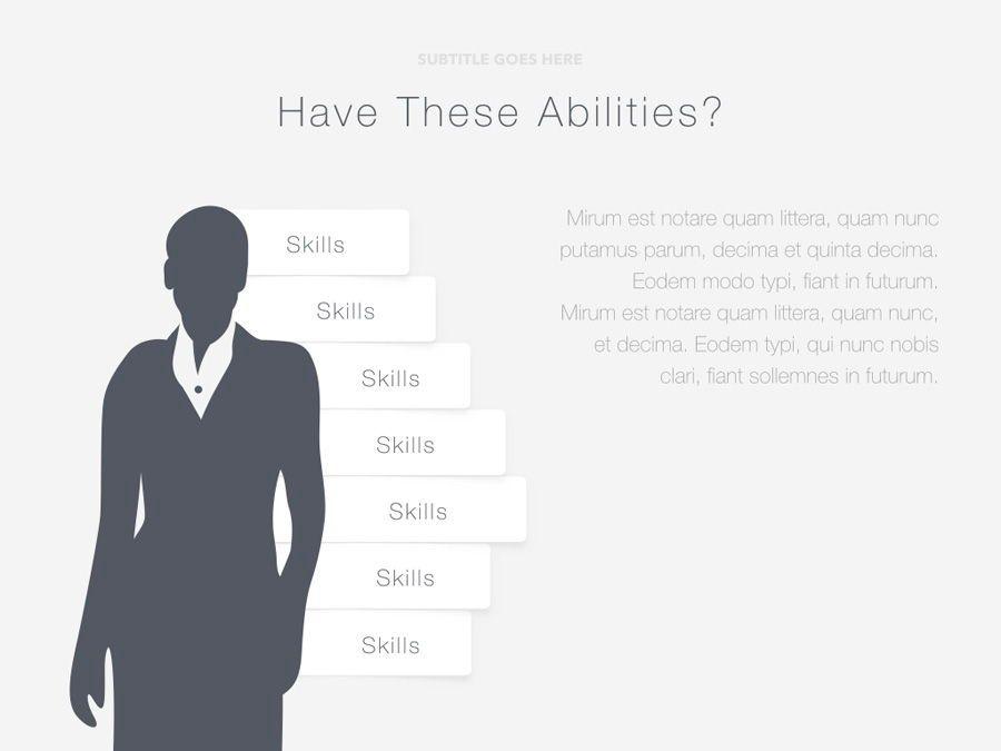 Resourceful PowerPoint Template, Slide 10, 05800, Presentation Templates — PoweredTemplate.com
