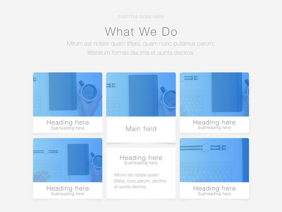 Resourceful PowerPoint Template, Slide 4, 05800, Presentation Templates — PoweredTemplate.com