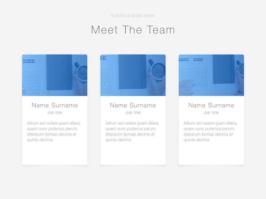 Resourceful PowerPoint Template, Slide 5, 05800, Presentation Templates — PoweredTemplate.com