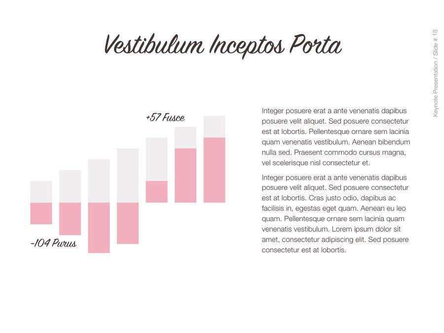 Pastel Shades Keynote Template, Slide 19, 05803, Presentation Templates — PoweredTemplate.com