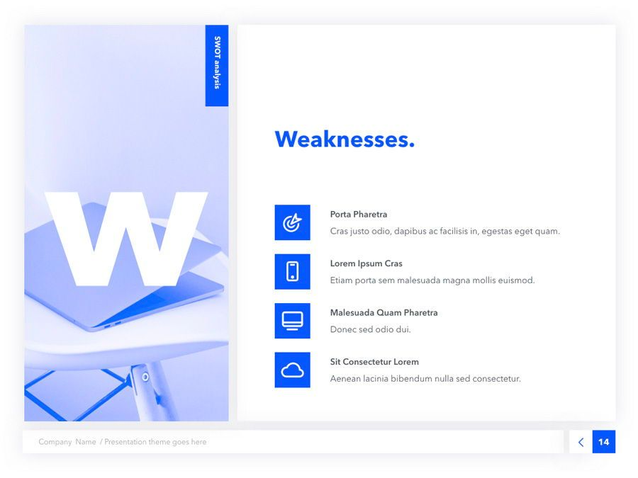 Prime Blue Keynote Template, Slide 15, 05804, Presentation Templates — PoweredTemplate.com