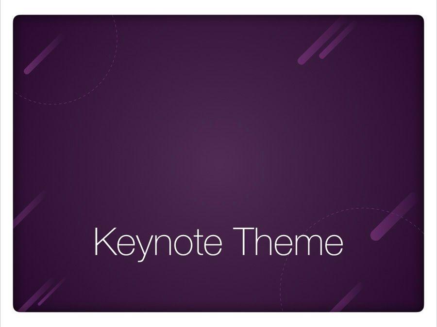 Planetarium Keynote Template, Slide 10, 05805, Presentation Templates — PoweredTemplate.com