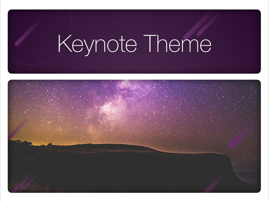 Planetarium Keynote Template, Slide 15, 05805, Presentation Templates — PoweredTemplate.com