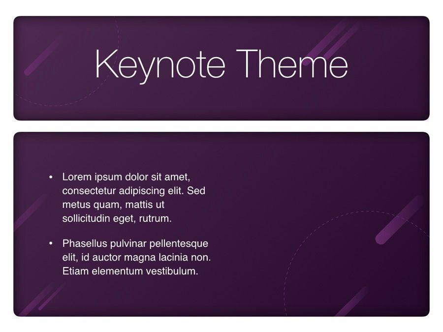 Planetarium Keynote Template, Slide 32, 05805, Presentation Templates — PoweredTemplate.com