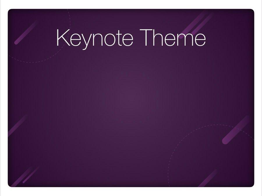 Planetarium Keynote Template, Slide 8, 05805, Presentation Templates — PoweredTemplate.com