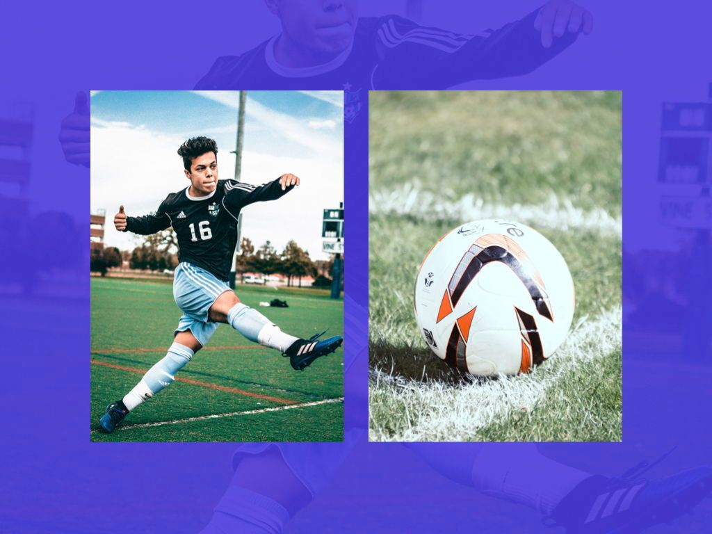 Soccer PowerPoint Template, Slide 26, 05809, Presentation Templates — PoweredTemplate.com