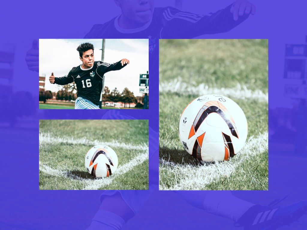 Soccer PowerPoint Template, Slide 27, 05809, Presentation Templates — PoweredTemplate.com