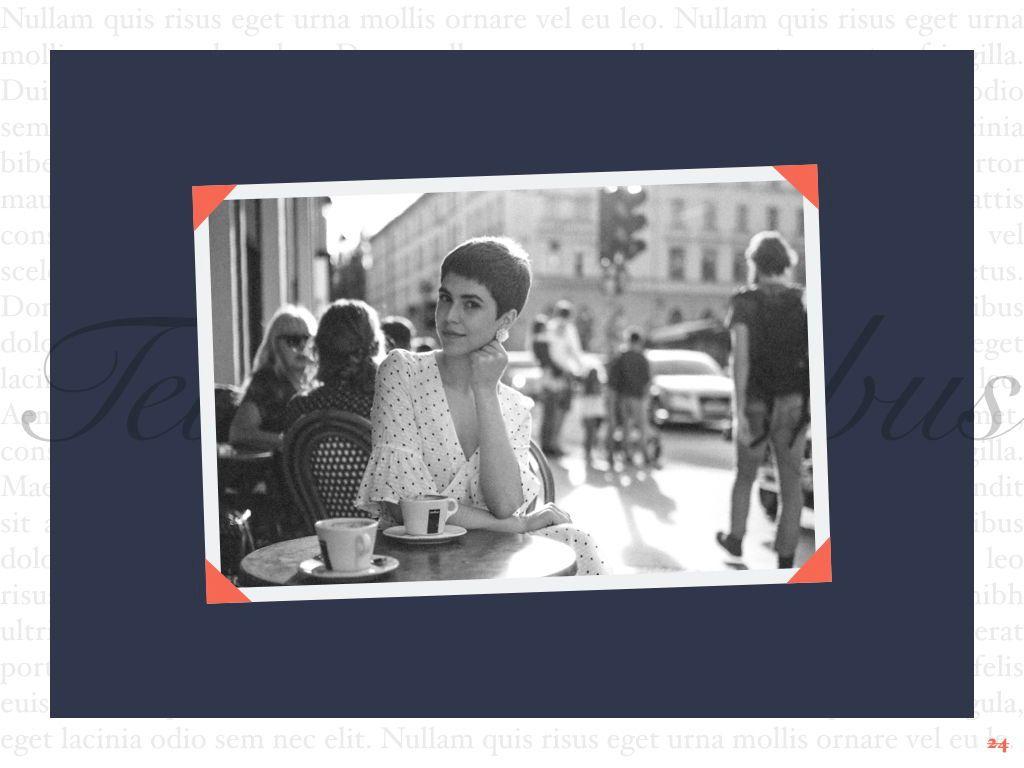 Vintage Album PowerPoint Template, Slide 25, 05810, Presentation Templates — PoweredTemplate.com