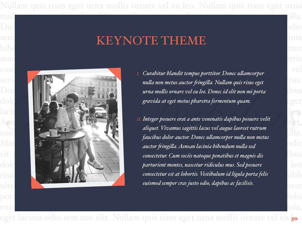 Vintage Album PowerPoint Template, Slide 31, 05810, Presentation Templates — PoweredTemplate.com