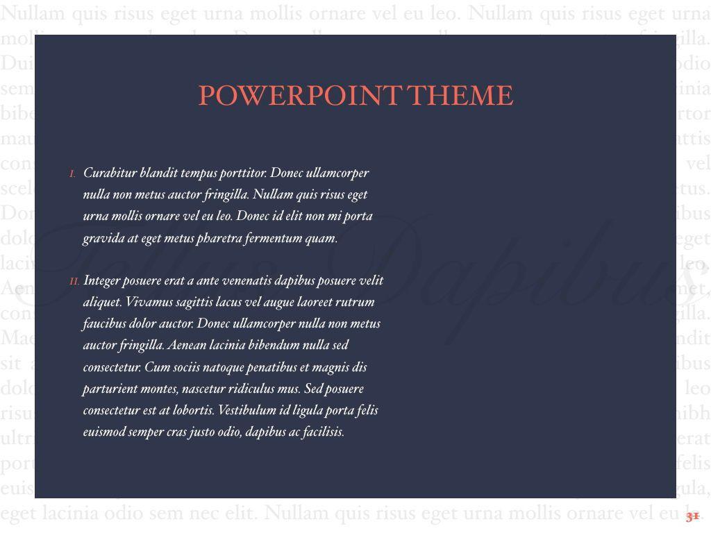 Vintage Album PowerPoint Template, Slide 32, 05810, Presentation Templates — PoweredTemplate.com