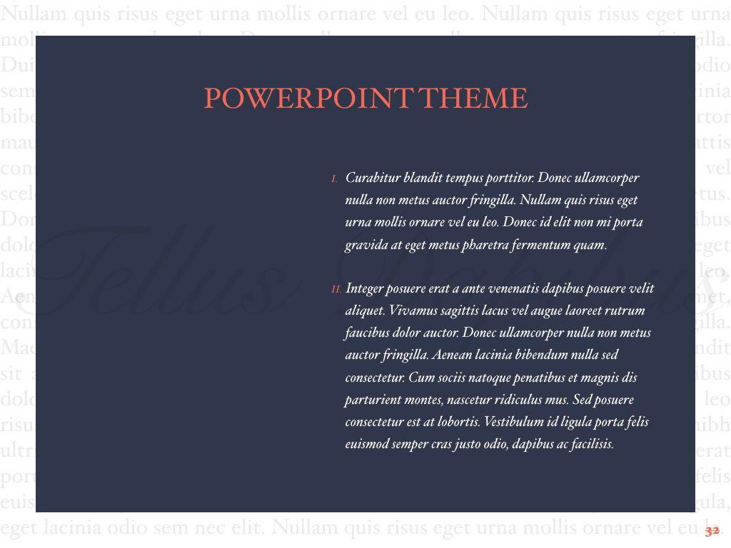 Vintage Album PowerPoint Template, Slide 33, 05810, Presentation Templates — PoweredTemplate.com