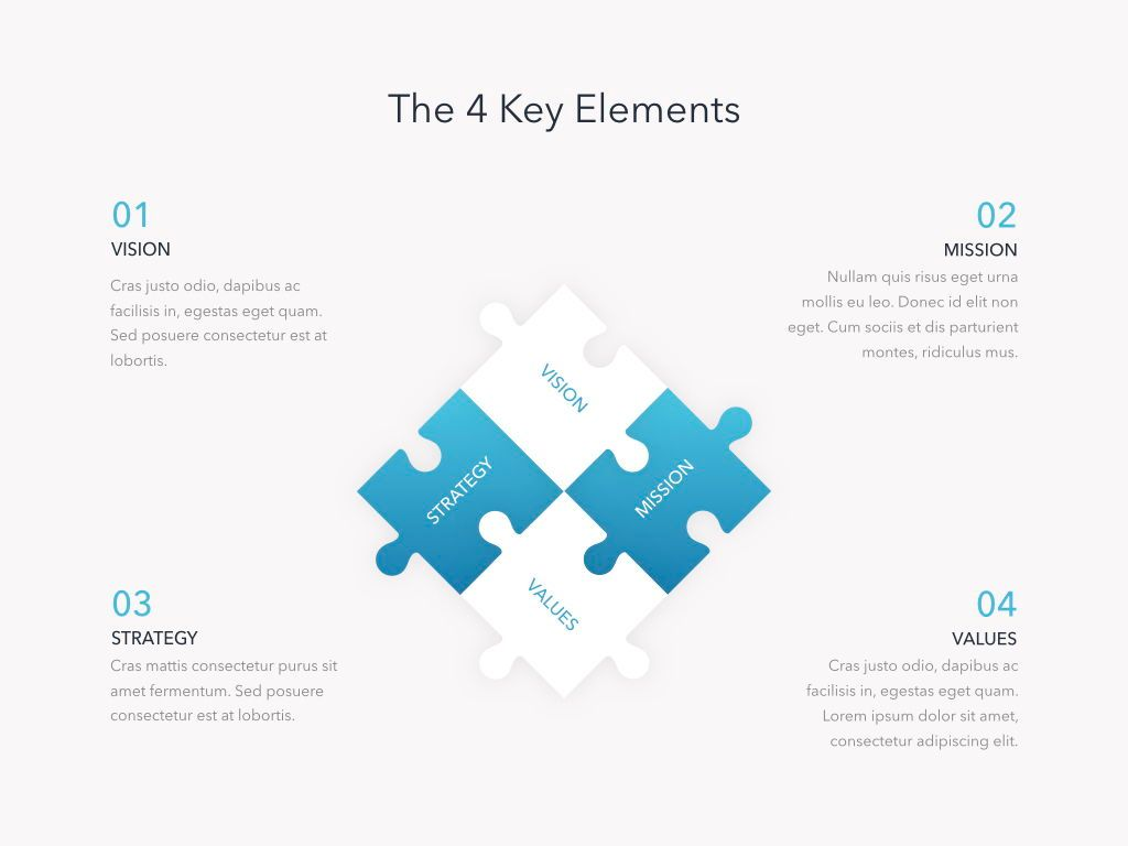 Strategic Planning Keynote Template, Slide 12, 05814, Presentation Templates — PoweredTemplate.com