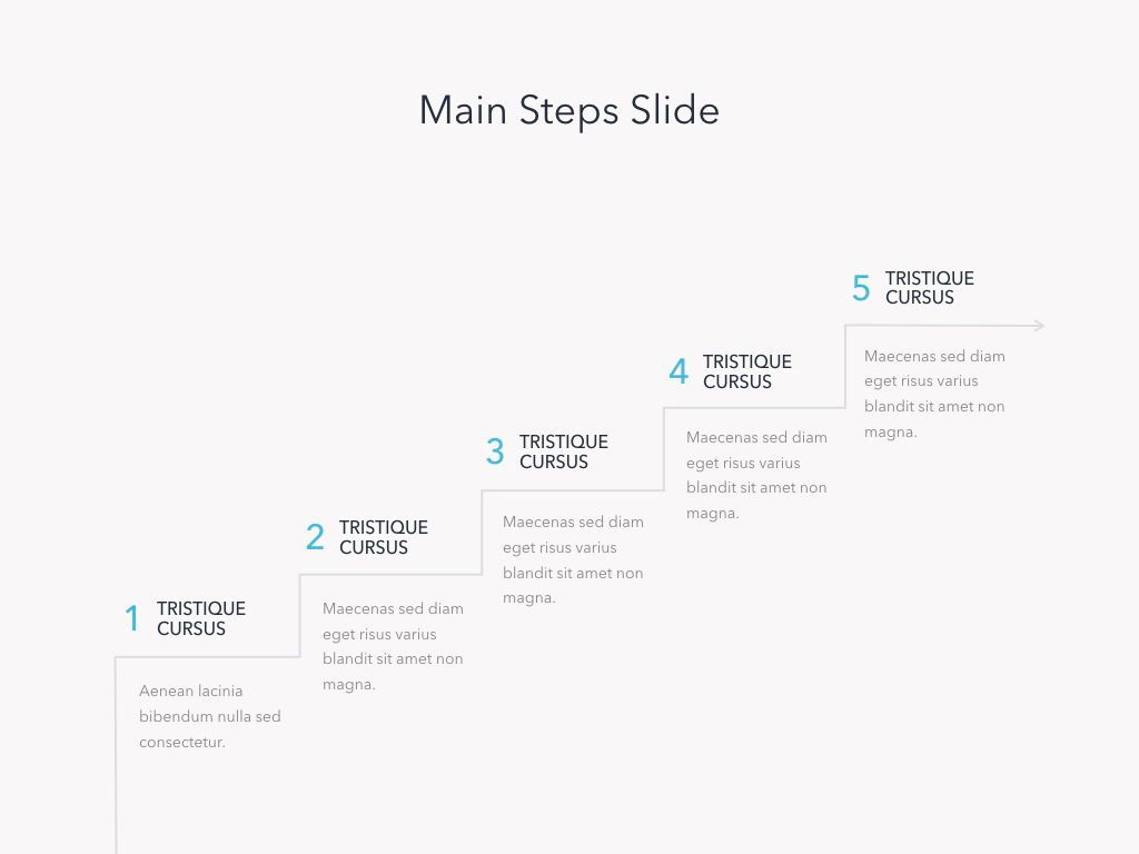 Strategic Planning Keynote Template, Slide 17, 05814, Presentation Templates — PoweredTemplate.com