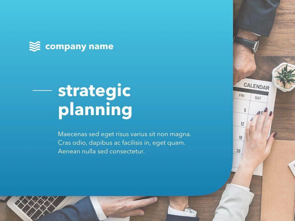 Strategic Planning Keynote Template, Slide 2, 05814, Presentation Templates — PoweredTemplate.com