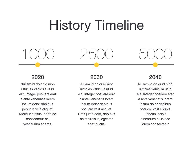 Trend PowerPoint Template, Slide 11, 05817, Presentation Templates — PoweredTemplate.com