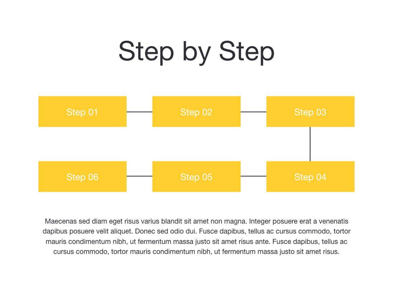Trend PowerPoint Template, Slide 12, 05817, Presentation Templates — PoweredTemplate.com
