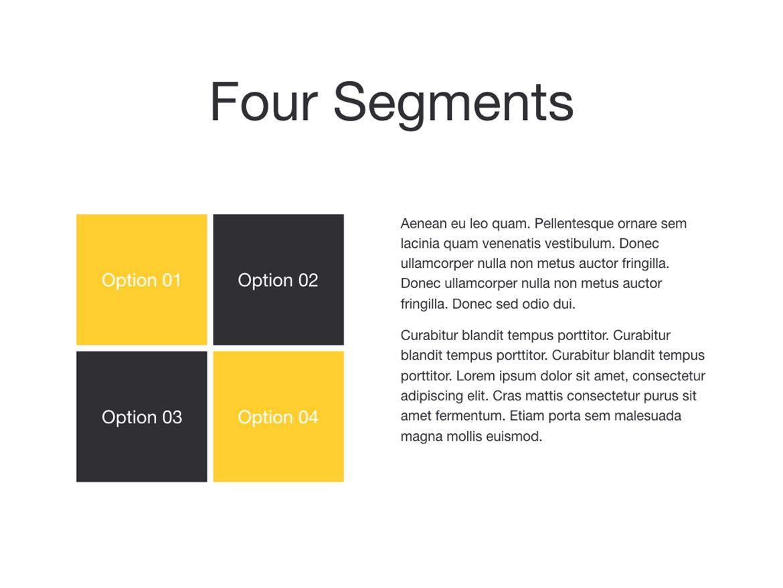 Trend PowerPoint Template, Slide 14, 05817, Presentation Templates — PoweredTemplate.com
