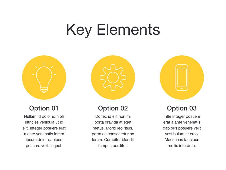 Trend PowerPoint Template, Slide 17, 05817, Presentation Templates — PoweredTemplate.com