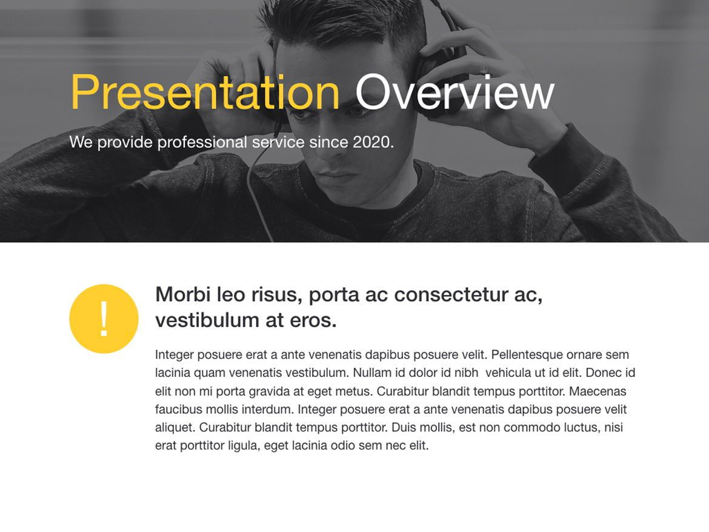 Trend PowerPoint Template, Slide 3, 05817, Presentation Templates — PoweredTemplate.com