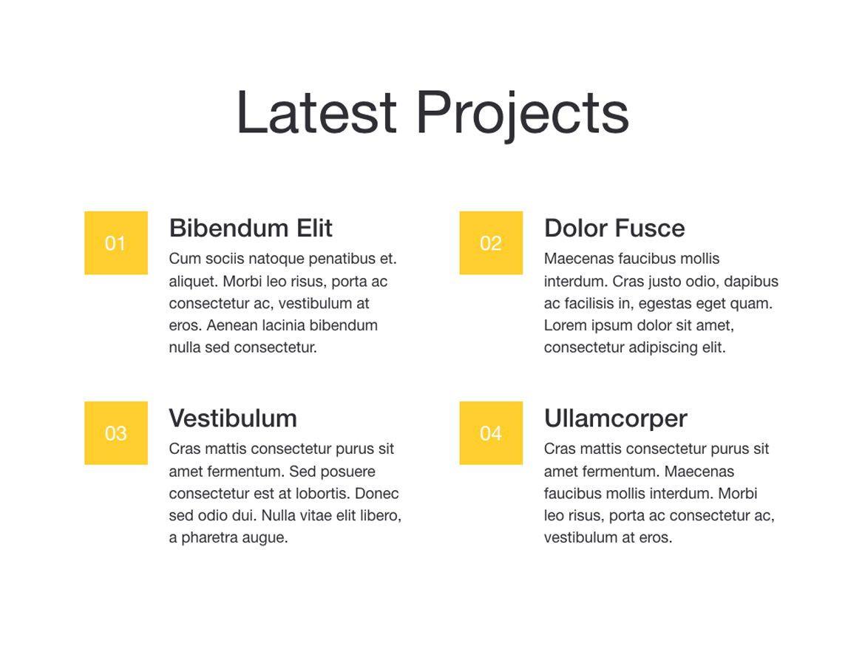 Trend PowerPoint Template, Slide 7, 05817, Presentation Templates — PoweredTemplate.com