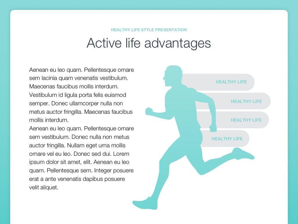 Wellbeing Google Slides Template, Slide 11, 05824, Infographics — PoweredTemplate.com