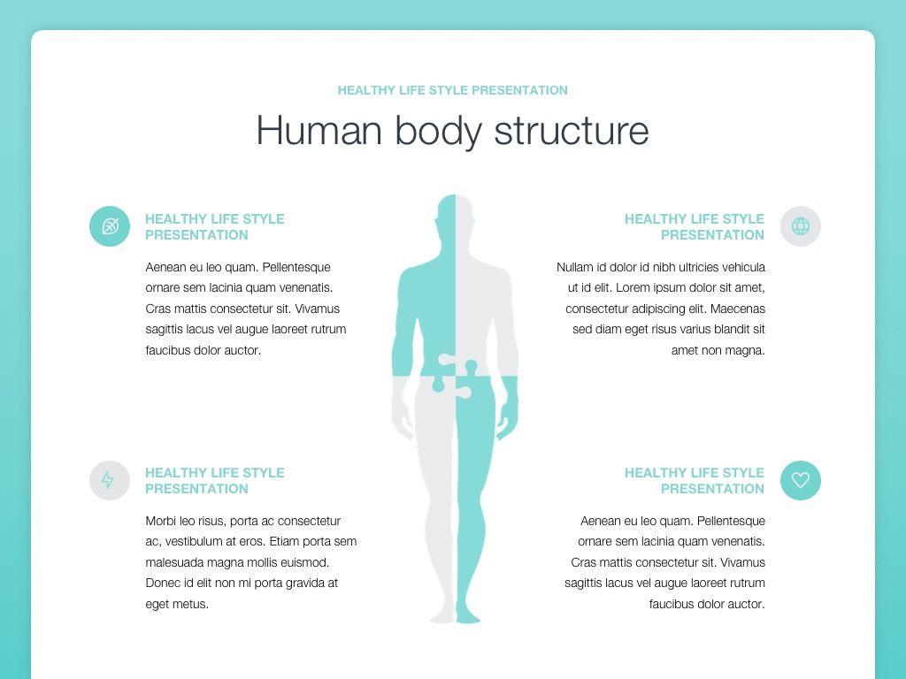 Wellbeing Google Slides Template, Slide 12, 05824, Infographics — PoweredTemplate.com