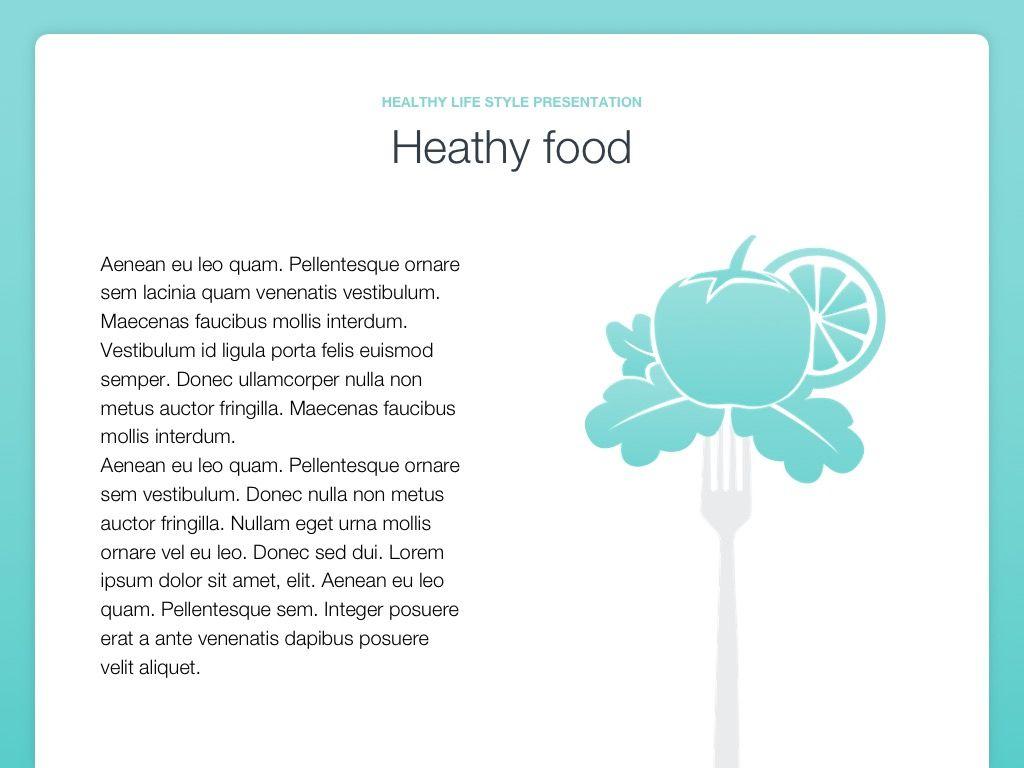 Wellbeing Google Slides Template, Slide 17, 05824, Infographics — PoweredTemplate.com